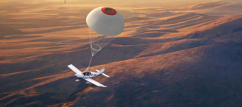 czech sport parachute