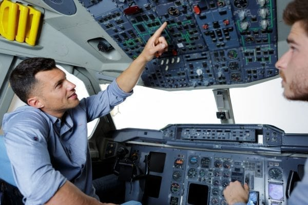 Thinking about becoming a pilot Now is actually a good time to start your flight training.